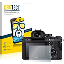 2x BROTECT Displayschutzfolie Sony Alpha 7S II Schutzfolie Folie - Klar, Anti-Fingerprint