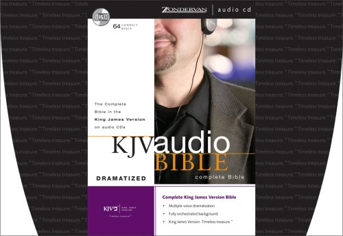 King James Audio Bible: Dramatized