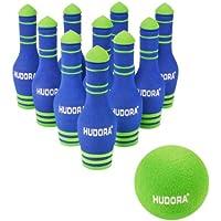Hudora - 2044110 - Jeu De Balle - Bowling En Mousse