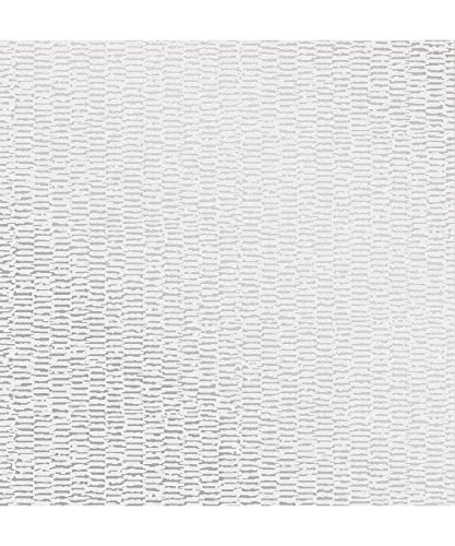 Fine Décor fd42241Monaco Horizontal Textur, Silber - Horizontale Textur Wallpaper