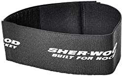 Sherwood Senior 78310 Adult's Leg Straps Black