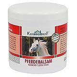 Pferdebalsam wärmend extra stark, Massage-Gel für wärmende Körperpflege mit extra starker Wirkung, enthält...
