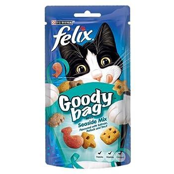 Friandises Felix Goody Bag 60g - Seaside Mix