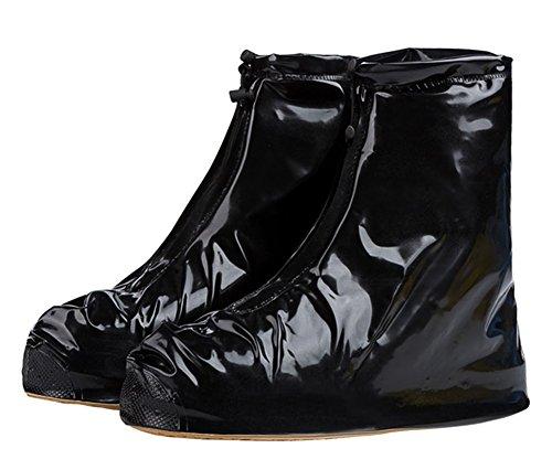 frauen-madchen-wiederverwendbar-wasserdicht-guard-rutschfestem-schuhe-regen-stiefel-regen-gear