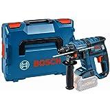 Bosch Professional 18V System sladdlös borrhammare GBH 18 V-EC (SDS plus, max. borr-Ø: betong/stål/trä 18/13/20 mm, i L-BOXX)