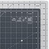 Arteza Schneidematte 18 x 24 Zoll — Selbstheilende Schneideunterlage — 3 mm Dick — Doppelseitig für Rollschneider