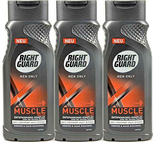 3x-right-guard-duschgel-muscle-relax-fr-krper-haar-250ml