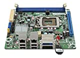 Intel DBS1200KPR Kenosha pass server Board i/o Shield cavi SATA Mini ITX socket 1115