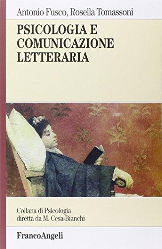 Psicologia e comunicazione letteraria