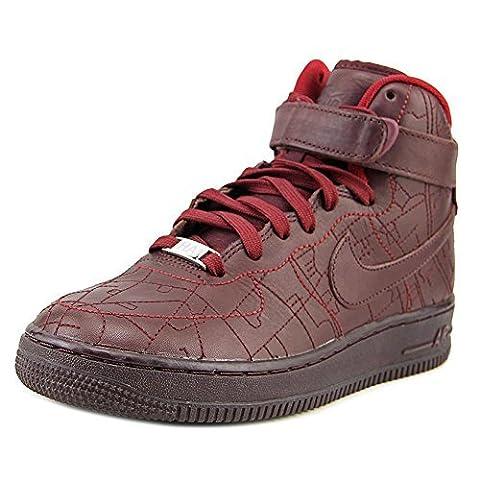 NIKE Sneaker Damen Air Force 1 Hi FW QS ,,City Pack' Shanghai 704010 600, Nike Schuhe Damen:EUR 39 | UK 5.5 | US 8 | CM