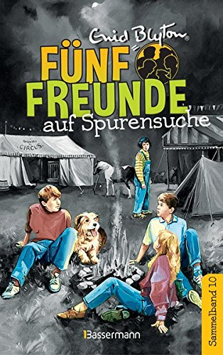 Fünf Freunde auf Spurensuche - DB 10: Sammelband 10: Fünf Freunde und die wilde Jo/Fünf Freunde und der Zauberer Wu