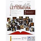 La voce della letteratura. Con e-book. Con espansione online. Per le Scuole superiori: 2