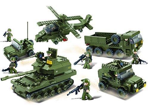 Sluban M38-B0311 - Baukasten - Armee -  Set