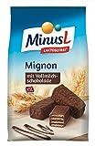 Minus L - Mignon mit Vollmilchschokolade - 200 GR