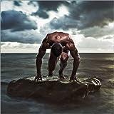 Posterlounge Acrylglasbild 120 x 120 cm: Kraft von Ben Welsh/Design Pics - Wandbild, Acryl Glasbild, Druck auf Acryl Glas Bild