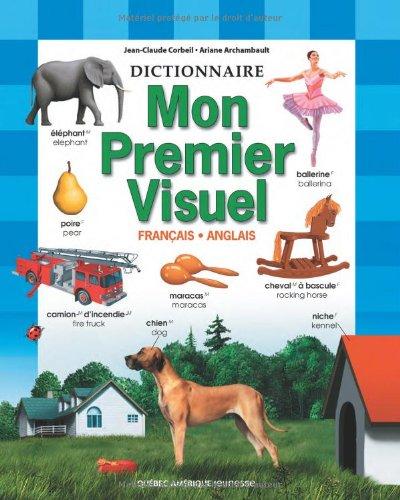 Mon premier visuel français-anglais