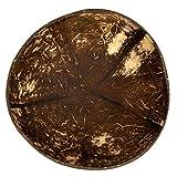Cocovibes Kokosnuss Schale | Buddha Bowl | Deko Schüssel | 1er, 2er und 4er-Sets | 100% Natürlich (poliert) Handgemacht und Umweltfreundlich - 4