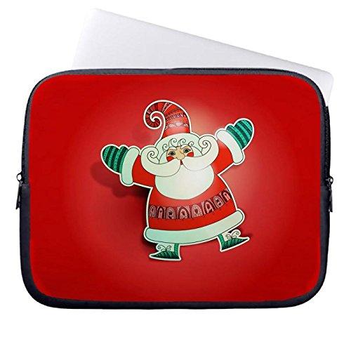 hugpillows-funda-para-porttil-bolsa-de-funda-para-porttil-ho-ho-ho-feliz-navidad-casos-con-cremaller