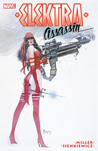 Elektra: Assassin (Elektra: Assassin (1986-1987)) (English ...