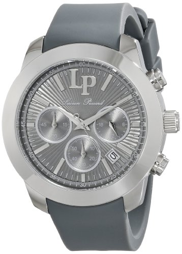 Lucien Piccard Women's LP-12938-014 Belle Etoile Analog Display Japanese Quartz Grey Watch