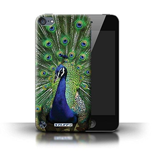 Coque de Stuff4 / Coque pour Apple iPhone X/10 / Loup Design / Animaux sauvages Collection Bleu canard
