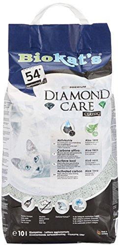 Biokat's Arena para Gatos Diamond Care Classic 10 L