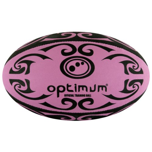 Optimum Trainings-Rugbyball Tribal