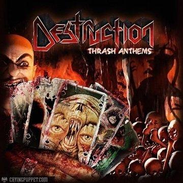 Destruction: Thrash Anthems (Audio CD)