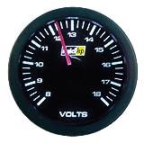 Raid HP 660179 Zusatzinstrument Voltmeter Serie Sport