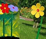 FUN!!!! GARDEN GRASS LAWN SPRINKLER JET CRAZY FLOWER DAISY YELLOW