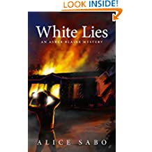 White Lies (Asher Blaine Mystery Book 1)