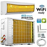 A++/A++ ECO Smart Inverter Golden-Fin