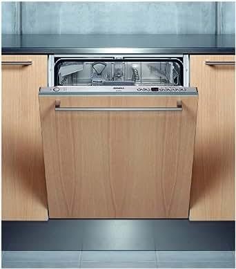 Siemens SE66T373EU Lave-vaisselle 44 dB Argent