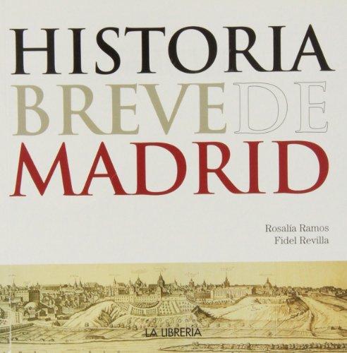Descargar Libro Historia breve de Madrid de Fidel Revilla González
