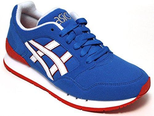 Asics Tiger Sneakers Ragazzo - Pre Atlantis GS - C538Y Azzurro