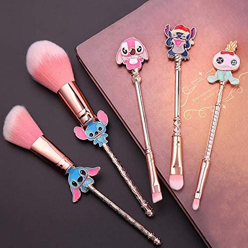 ZYC Make-up Pinsel Set Für Puder Erröten Lidschatten Augenbraue Concealer Lip Eye Make-Up Pinsel Kosmetik Beauty Tools Kit