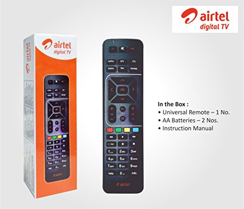 Airtel Digital TV Original Remote