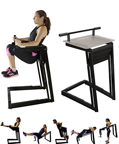 Ab-Tab, Standing Work Table for Laptops cum Home Gym for Abs and Full Body Strength and Fitness. AbTab increases core muscle strength without weights like Pilates. For Home, office, hostels, hotels