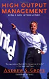 'High Output Management' von Andrew S. Grove