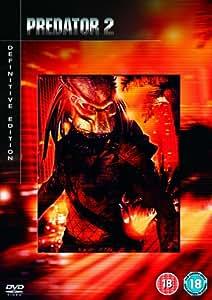 Predator 2 - Definitive Edition [DVD]