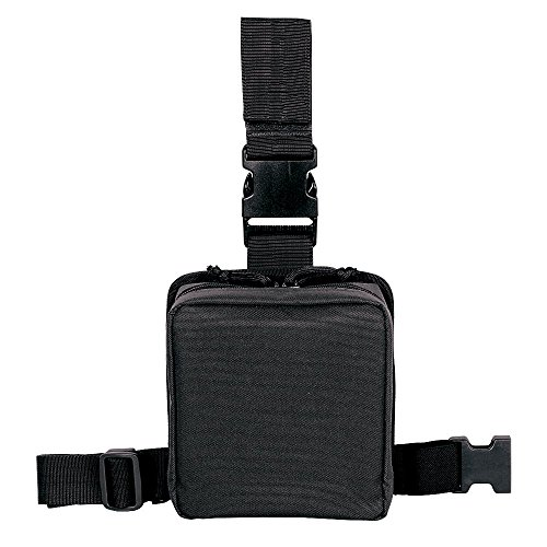 Voodoo Tactical Drop Leg First Aid Pouch (Black)