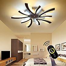Elegante Deckenlampe Deckenleuchte Mit Leucht