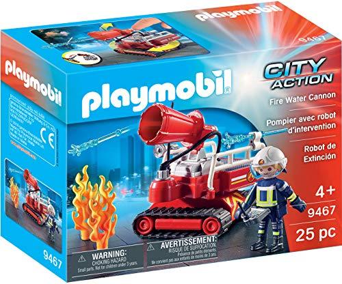 Playmobil 9467 Feuerwehr-Löschroboter -