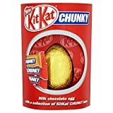 KitKat Chunky Collection Giant Egg, 322g (Pack of 4)