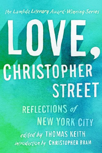Love, Christopher Street (English Edition)