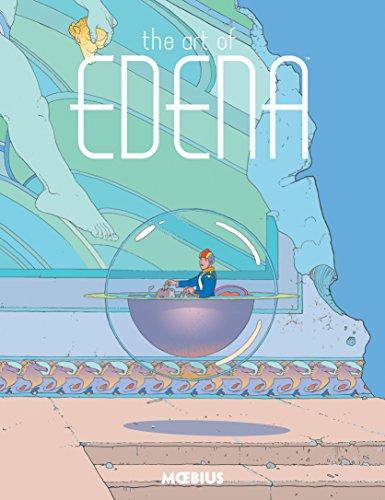 Moebius Library: The Art of Edena -