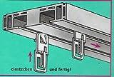 Klickfix Gardinengleiter- das Original a 100 St.