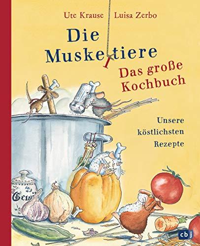 Die Muskeltiere - Das große Kochbuch: Unsere köstlichsten Rezepte