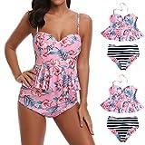UFACE 2019 Sommer Damen Badeanzug Badeanzug mit Badeanzug Badeanzug Monokini Push Up Padded Bikini
