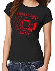 -- Skinheadgirls United -- Girls Shirt